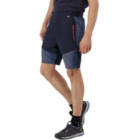 Regatta Sungari - Shorts Homme - bleu/noir